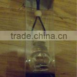 10ml Hanging Car Perfume with wooden cap