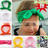 latest headband designs Rabbit animal ears headband hair accessories for babies MY-AB0007