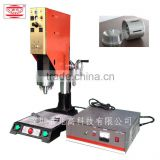 Single Head High Quality Desktop Ultrasonic Plastic Welding Machine for ABS Mobile Phone / Power Bank