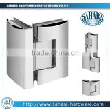 China manufacturer glass accessories patch fitting shower room door hinges
