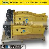 china construction equipment silence type hydraulic breaker hammer for SK55 DH250 excavators