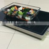 stackable electric plug warming tray - B3S