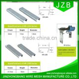 JZB-pneumatic hog ring for spring mattress engineering for cage nail gun