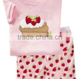 Lovely Children pyjamas Hot Sale Cotton Pajamas