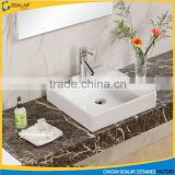 2015 new product modern art basin bathroom basin ceramic wash basin