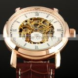 Full Automatic Skeleton Watch Fashion Wrist Watch WM310