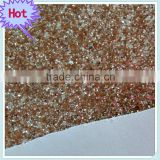 PU Glitter Sequin Fabric for Sparkle tv background wall decor