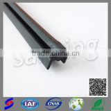 wholesale waterproof temper proof alumimum window rubber seal window assembly flexible strip extrusion profile