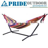 Sleeping Hanging Garden Canvas Indoor Steel Frame Outdoor Space Rocking Folding Double Hammock