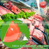 fresh meat fruit vegetable 30w 50w led professional lighting