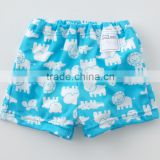 infant product 100% polyester swiming for babies with leak guard kid wear toddler clothing children made in Japan