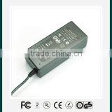 Universal 20V2A AC DC desktop switching power adapter,ac dc adaptor