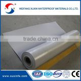 1.2mm thickness factory supply pvc 3mm thick plastic rolls for swimming /pond waterproofing