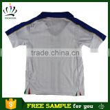 Italy Soccer jersey for kids, euro new blue football jerseys PIRLO New font sport shirt MARCHISIO BALOTELLI DE