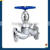 ZTJ641h-PN16-40 Stainless Steel Pneumatic Actuator Globe Valve