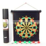 Hot selling Portable Magnetic dartboard stand with 6 darts, target shooting toys for Wholesale for children, EB034414