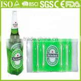 Bar Tools Portable Gel Wine Bottle Cooler Freezer Pack Ice Bucket