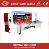 Sharp blade edge corrugated board box thin knife slotter machinery