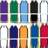 Hot sell Basketball Jersey/100% Polyester Jersey/Cheap basket Ball Jerseys