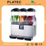 2017 Good quality Hot Sale MYX-3 Large capacity slush machine iced supermarket liqour making machine