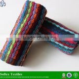 stock colourful striped towel,Superman yarn-dyed hand towel in bulk