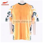 Customized college football sports wear china clothing Wholesale Custom Sublimated Rugby Jersey American football jersey