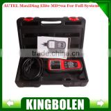 2014 100% Original Autel Maxidiag Elite MD702 With Data Stream Function for 4 System Update Internet