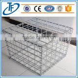 Professional Factory Supply cheap galvanized welded gabion box wire mesh,gabion box stone cage with mass stock