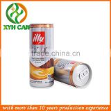 Candy & other Use and 0.3mm aluminum Material coffee drinking aluminum can