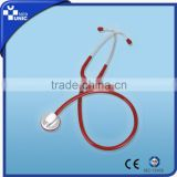 Stainless steel head adult cardiology master stethoscope,best stethoscope