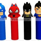 Hot selling gift batman power bank cartoon shape