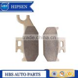 Sintered brake pads for YAMAHA ATV series(FA307)