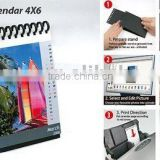 Mini color DIY ink jet photo album,made of resin coated photo paper,support by free software