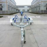 2 Axle Long Boat Trailer Sale China