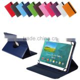 Universal Ultrathin PU Leather Book Flip Case Bag Cover Etui 12 10 8 7 6 inch for kindle Holder Stand Rotation Shield Stock