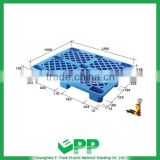 High Quality Euro plastic pallet used plastic pallets for sale manufacturer in china                                                                         Quality Choice