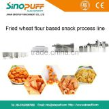 Cheap Stain Steel Pasta Spaghetti Making Machinery/Salad Fried Snacks Extrusion Processing Line