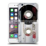 Fashion Cassette tape design defender phone case mobile for iphone 6S