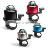 DIHAO New style outdoor bicycle bell / bicycle ring bell / 22mm mini bicycle handlebar bell