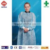 Best selling disposable hospital patient gown fabric