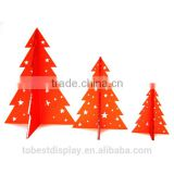 new Custom High Quality acrylic christmas tree stand, wholesale artificial christmas tree