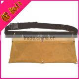 2 Pouch Construction And Gardening Lover Leather Tool Belt Carpenter