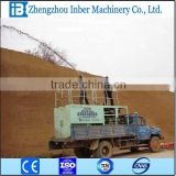 chinese slope hydroseeding and grass seeds planting machine price