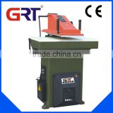 Hot Supply of luggage & leather hydraulic swing arm type cutting machine