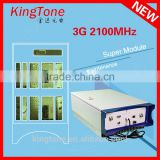 High Power Signal Amplifier 3G Repeater 2100MHz Cellphone Repeater WCDMA Repeater