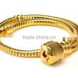 2016 new design stainless steel wholesale snake chain bracelets                                                                                                         Supplier's Choice