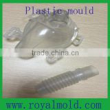 Plastic injection mould for Medical plastic instrument parts molded