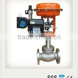 Good quality diaphragm valve pneumatic actuator, single acting pneumatic valve actuator, pneumatic rotary actuators