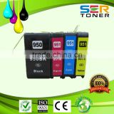 hot sale and high quality products for hp 950 951 ink cartridge for HP printer 8600 8100
