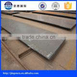 Low Alloy Manganese SM490B Q345B steel plate manufacture